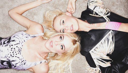 NERVO(ナーヴォ)|モデルもこなす美人双子姉妹DJ